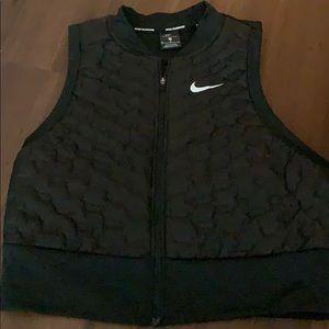 Nike crop top vest, size medium